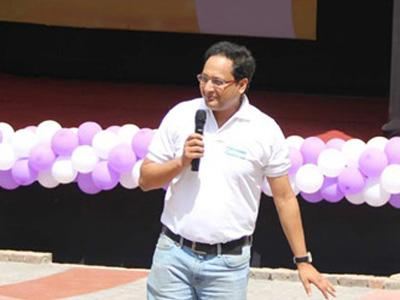Rakesh Adhikari (CEO)
