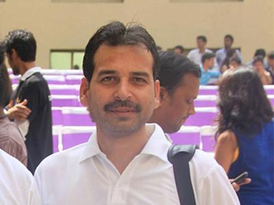 Vipin Latiyan (CTO)